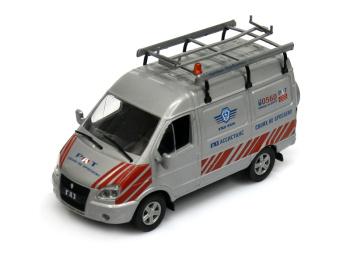 """GAZ 2752 """" Soboľ """" (1998)"""