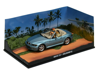 "BMW Z4 - James Bond Series ""Golden Eye"""