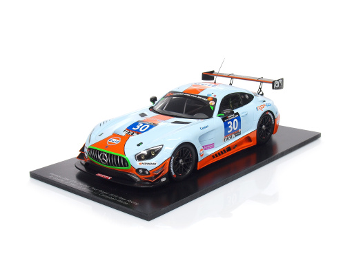 MERCEDES-BENZ AMG GT3 - #30 2nd Pual Ricard - Team Ram Racing ( 2016 )