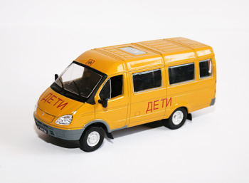 GAZ-322121 GAZel, školský autobus