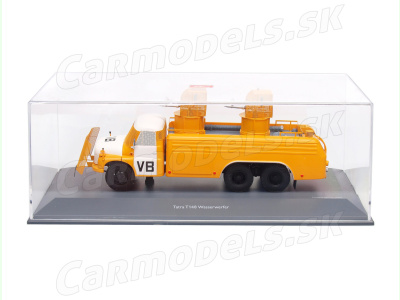 Schuco   M 1:43   TATRA 148 VB - Vodné delo - Verejná Bezpečnosť ČSSR (1989)