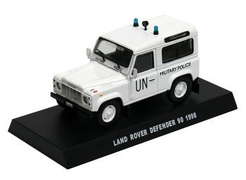 LAND ROVER Defender 90 - Military Police UN (1998)