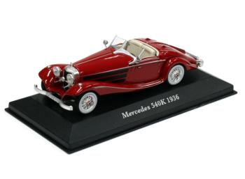 MERCEDES 540K (1936)
