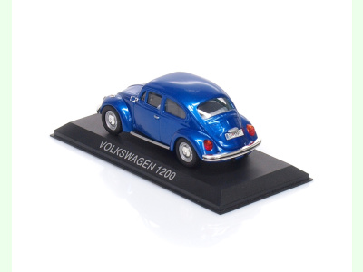 Carmodels SK / DeA | M 1:43 | Volkswagen Beetle 1200 (1980)