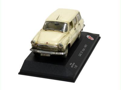 Carmodels SK | M 1:43 | GAZ 22 Volga (1962)