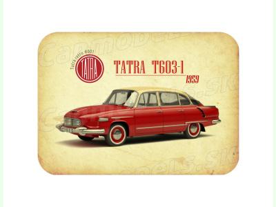 Carmodels SK |  | MAGNETKA Tatra T603-1 (1959)