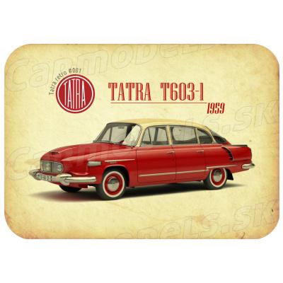 MAGNETKA Tatra T603-1 (1959)