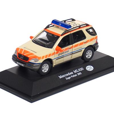MERCEDES BENZ ML 320 - Zuger Polizei (CH) (2002)