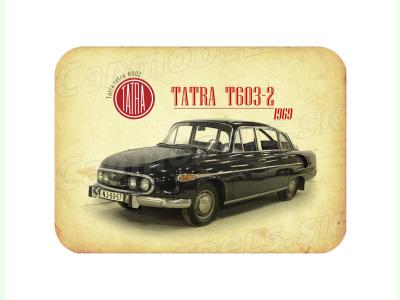 Carmodels SK |  | MAGNETKA Tatra T603-2 (1969)