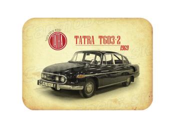 MAGNETKA Tatra T603-2 (1969)