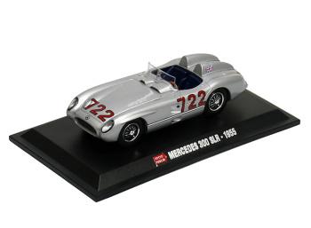 MERCEDES BENZ 300 SLR  #722 - Mille Miglia (1955)