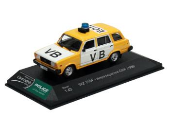 VAZ 2104 - Verejná bezpečnosť ČSSR (1988)