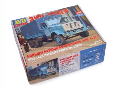 AVD | M 1:43 | ZIL 133-G4 (1986)
