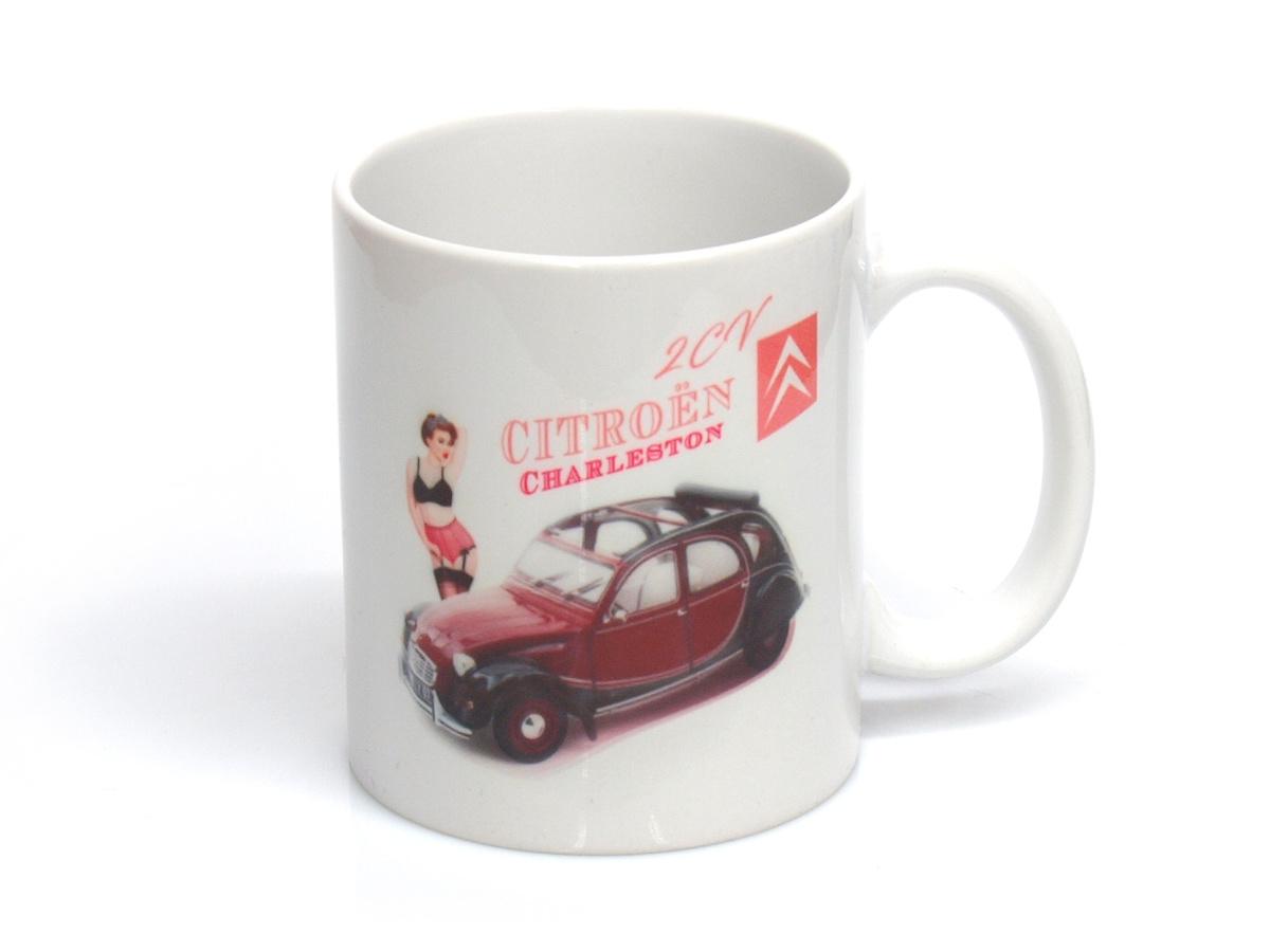 |  | Hrnček Citroën 2CV Charleston