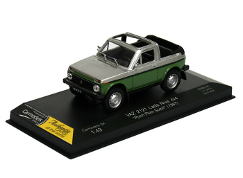"VAZ 2121 Lada Niva 4x4 ""Poch Plain Soleil"" (1987)"