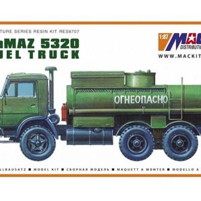 KamAZ 5320 - Fuel truck