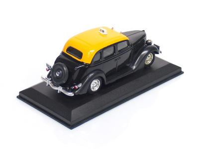 Amercom | M 1:43 | FORD V8 - Taxi Montevideo (1950)