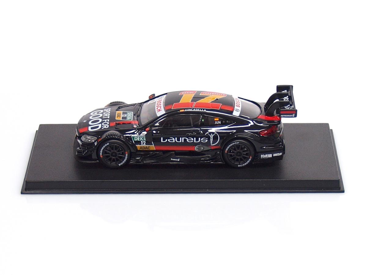 RMZ | M 1:43 | Mercedes-Benz AMG C63 DTM # 12 - Daniel Juncadella ( 2016 )