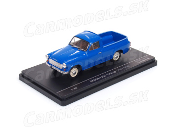 ŠKODA 1202 Pick Up (1963-1968)