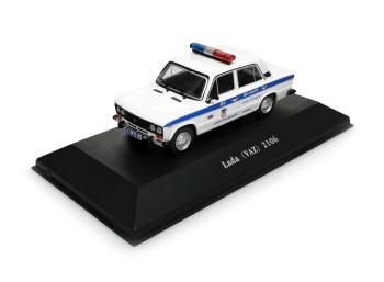 VAZ 2106 Lada - Milicia (RUS) (1976)