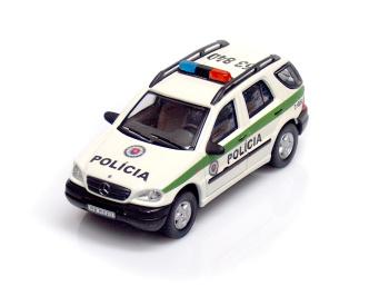 MERCEDES-BENZ ML 320 - Polícia SR