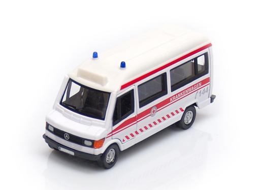 MERCEDES BENZ T1 Mini Bus - Ambulance ( 1989 -1995 )