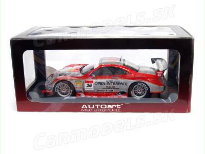 Autoart | M 1:18 | LEXUS SC430 Super GT (2006)