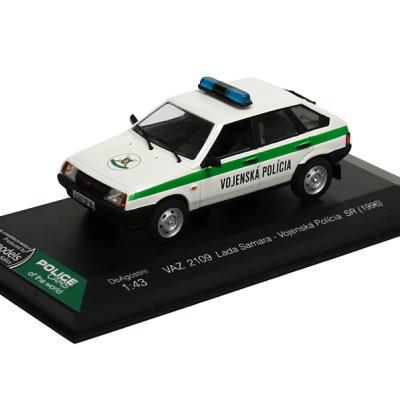 VAZ 2109 Lada Samara - Vojenská Polícia SR (1996)