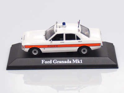 Atlas   M 1:43   FORD Granada MkI - Avon  and Somerset Police (UK)