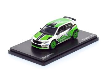 ŠKODA Fabia III. R5 - Show Car (2015)