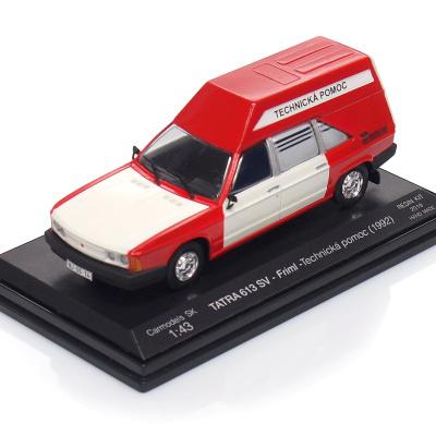 TATRA 613 SV - Technická pomoc (1992)