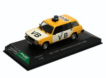 VAZ 2104 - Verejná bezpečnosť (1988)