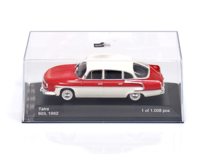 White Box | M 1:43 | TATRA 603 (1962)