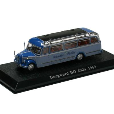 BORGWARD BO 4000  (1952)