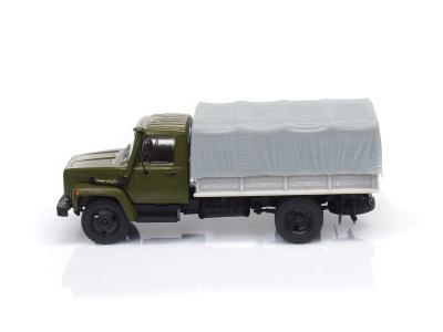 Modimio collections | M 1:43 | GAZ 3309  (1995)