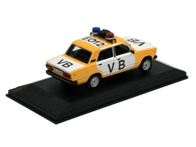 Carmodels SK | M 1:43 | VAZ 2107 Lada - Verejná bezpečnosť ČSSR (1988)