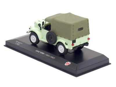 Carmodels SK / DeA | M 1:43 | GAZ 69 M  (1954 - 1962)