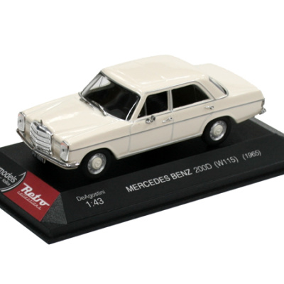 MERCEDES BENZ 200D (W115) (1965)