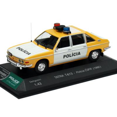 TATRA T-613 - Polícia ČSFR (1990)
