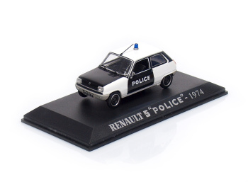 RENAULT 5 Police (F) (1974)
