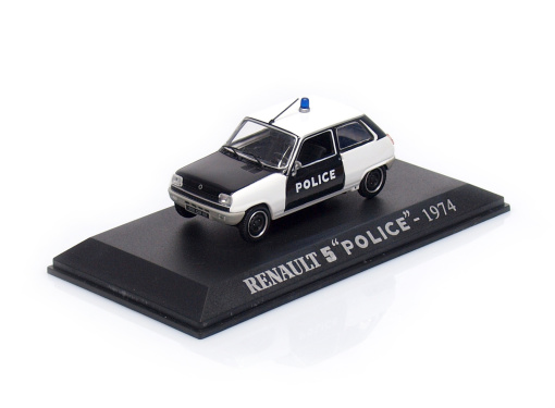 RENAULT 5 Police (F) (1974)