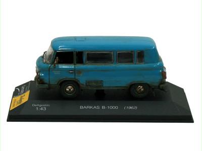 Carmodels SK | M 1:43 | BARKAS B-1100 (1962)
