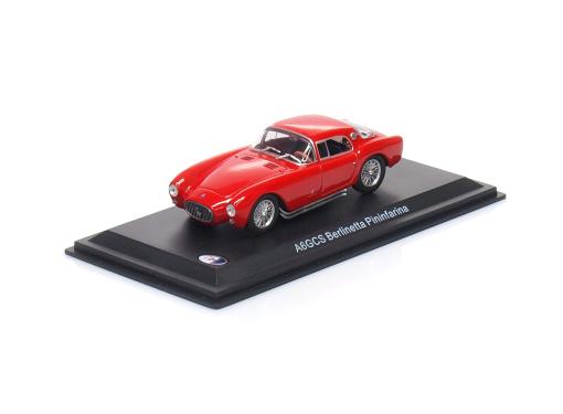 MASERATI A6GCS Berlinetta Pininfarina (1953-1955)
