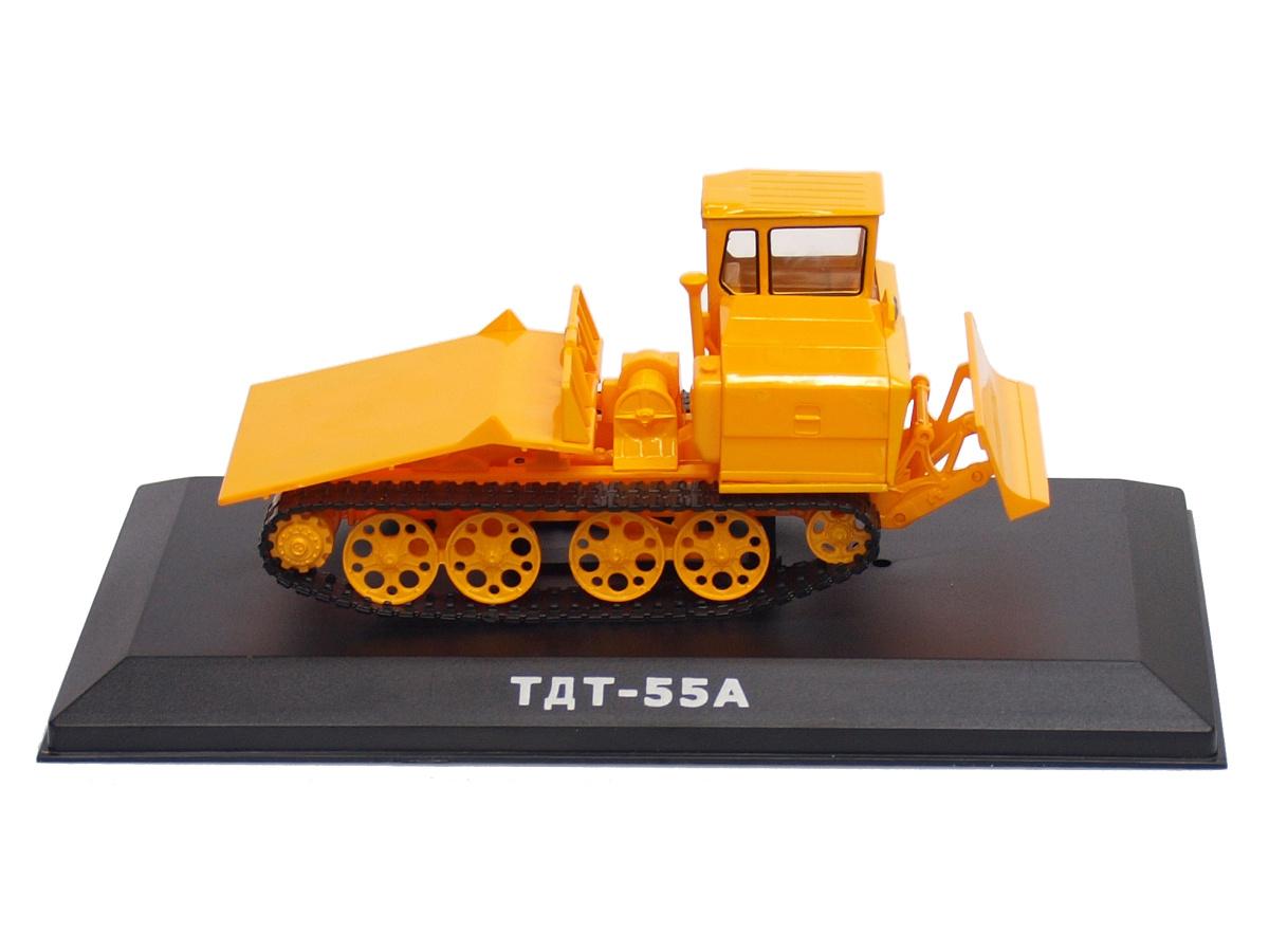 Hachette | M 1:43 | TDT - 55A (1963 - 2003)