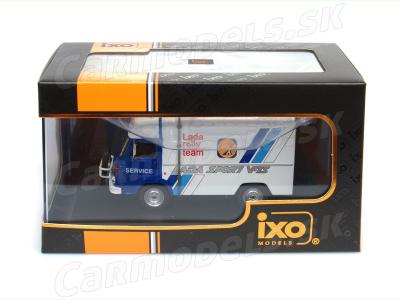 IXO   M 1:43   AVIA A21F - Doprovodný voz Lada Sport VFTS