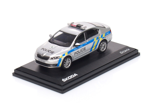 ŠKODA Octavia III. - Policie CZ (2012)