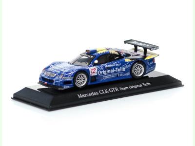 Maisto | M 1:43 | MERCEDES-BENZ CLK-GTR #12 FIA GT Championship 1998 Tiemann, Gounon