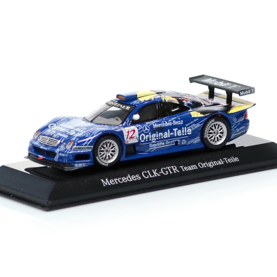 MERCEDES-BENZ CLK-GTR #12 FIA GT Championship 1998 Tiemann, Gounon