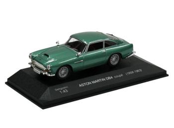 ASTON MARTIN DB4 Coupé (1958-1963)