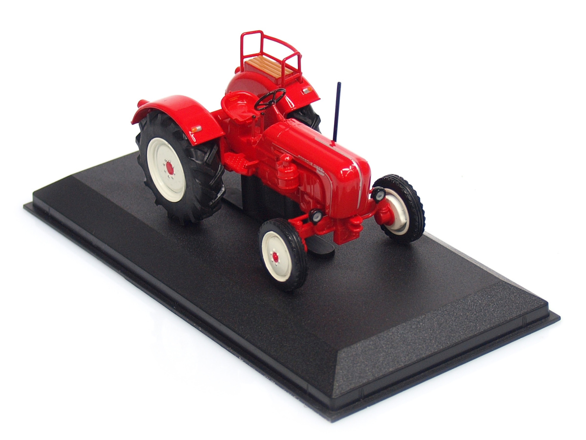 Hachette | M 1:43 | PORSCHE Master N419 Tractor ( 1962 )